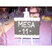 Indicador De Mesa / Souvenir