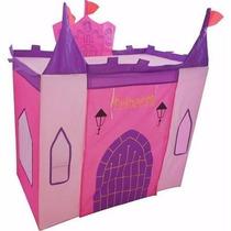 Casita Infantil Castillo Plegable Princesa Oferta Microcentr