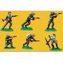 Juguete Muñeco Soldados Guerreros Americano Pvc P Castillos