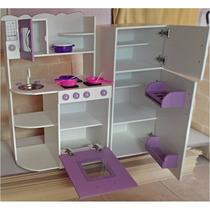 Muebles Infantiles,rincon Casita Infantil,cocina De Juguete