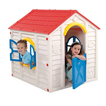 Casita Plastica Casa Chicos Keter Flory Playhouse