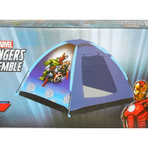Carpa Avengers - De Interior Y Exterior - Marvel Original