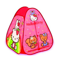 Casita Vulcanita Hello Kitty Punto Bebé