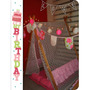 Venta Carpita Infantil Niños Personalizada Tepee Shabby Chic