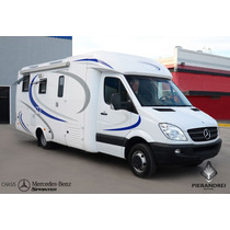Motorhome Mercedes Benz 515 - Pierandrei