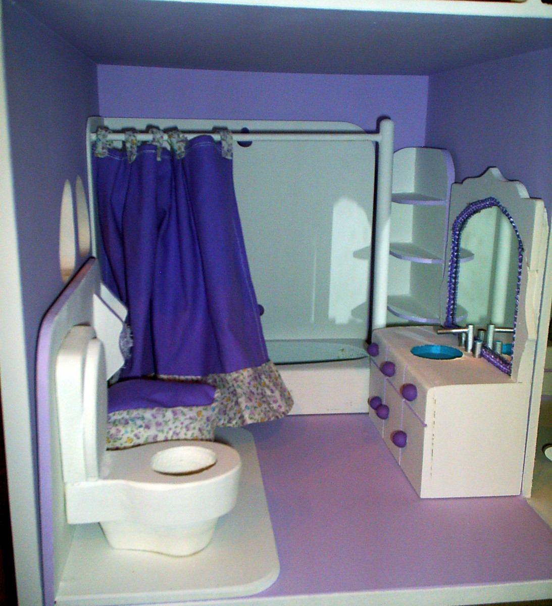 Como hacer muebles para barbies imagui - Como hacer muebles para casa de munecas ...