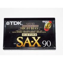 Cassette De Cromo Tdk De 90
