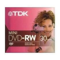 Cassette Mini Dvd -rw 30 Min