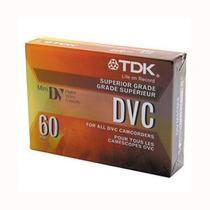 Cassette Mini Dvc 60 Min