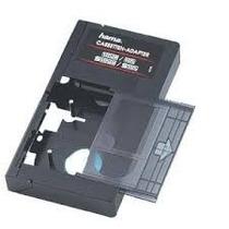 Cassette Adaptador Manual Vhs-c A Vhs Marca Ophyr