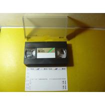 Videocassette Vhs Super Vhs Fuji Sin Uso 120 Min