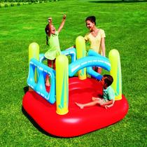 Castillo Inflable Para Saltar Niños Bestway 157x147x119cm