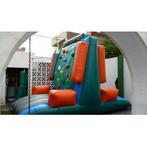 Escalador Inflable Simple O Doble