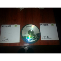 Cds Virgenes Philips Venta Por Lote
