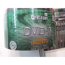 Dvd-r Virgen Grabable Teltron X 50