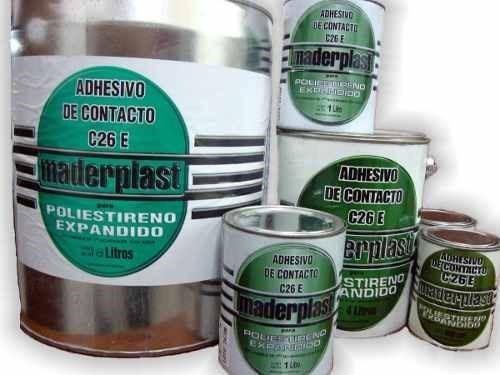 Telgopor Con Cemento Cemento P/telgopor 1/8 Litro
