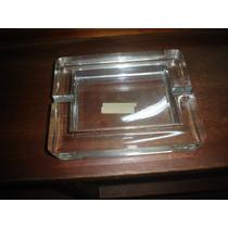 Cenicero Vidrio Nuevo De 18x14 Altura 3cm