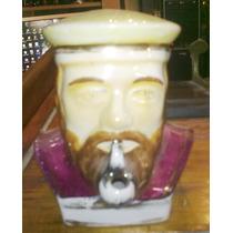 Cenicero Busto Marinero Con Pipa