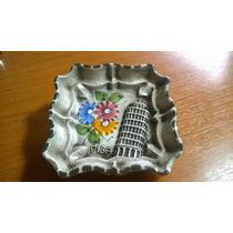 Cenicero De Ceramica Europeo