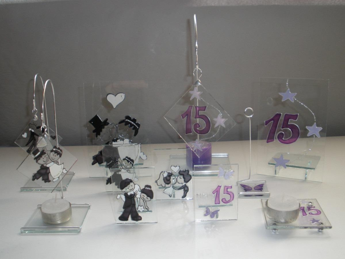 Centro de mesa de 15 aos con estrellas car interior design - Centros d mesa ...