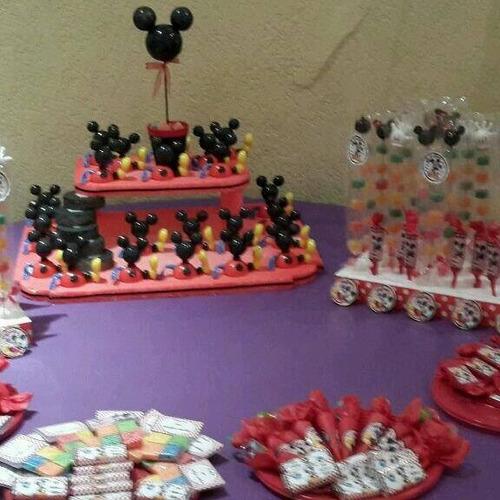 Centro De Mesa La Casa De Mickey Mouse - $ 30,00 en MercadoLibre
