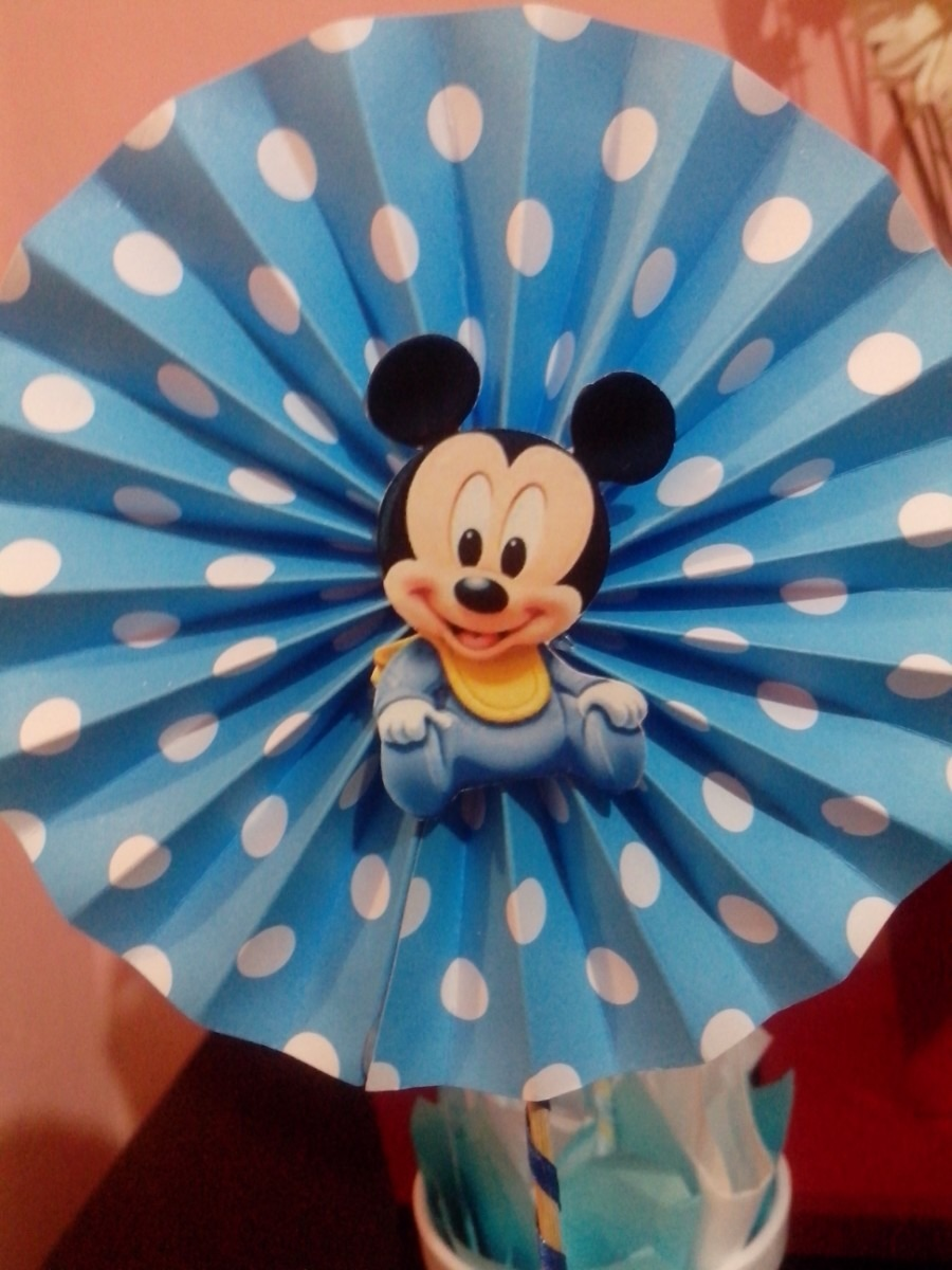 1000+ images about Mickey Mouse Baby Party Ideas on ...