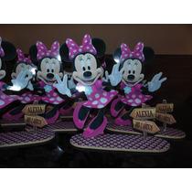 Centros De Mesa Disney Minnie!!! Fibrofacil