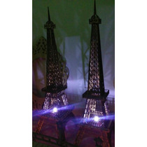 Torre Eifel 65 Cm Candy Bar Eventos Mesas Dulces 15 Años