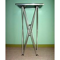 Mesa Plegable Tipo Spider De Aluminio