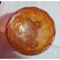 Carnival Glass - Bowl Modelo Horse Medallion
