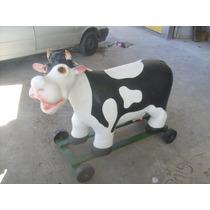 Vaca Para Carnicerias O Comercios En Ceramica