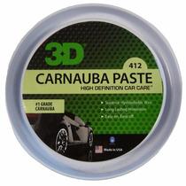 3d Carnauba Paste Wax Cera En Pasta Sellador Acrilico Teflon