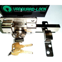 Cerrojo Vanguard-lock Llaves Computadas ,con Colocacion