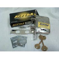 Cerrojo Acytra 501 Llave Doble Paleta Garantia Y Factura C