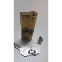 Cilindro Pentagono 90(45+45)mm A Leva C/3llaves