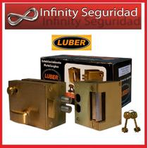 Cerradura Electrica Para Blindex C/llave Y Destrabapestillo