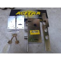 Cerradura Acytra 71-101 - Modelo Con Combinaciones De Acero