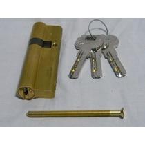 Cilindro Para Puertas Pentagono X 92 Mm 1 Leva Desplazada