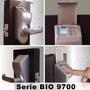 Cerradura Biométrica Digital Bio 9700 / Bio 8600