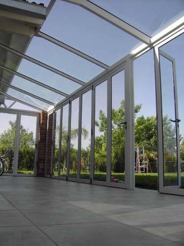 Cerramientos de aluminio ambientes vidriados techos for Cerramientos aluminio precios