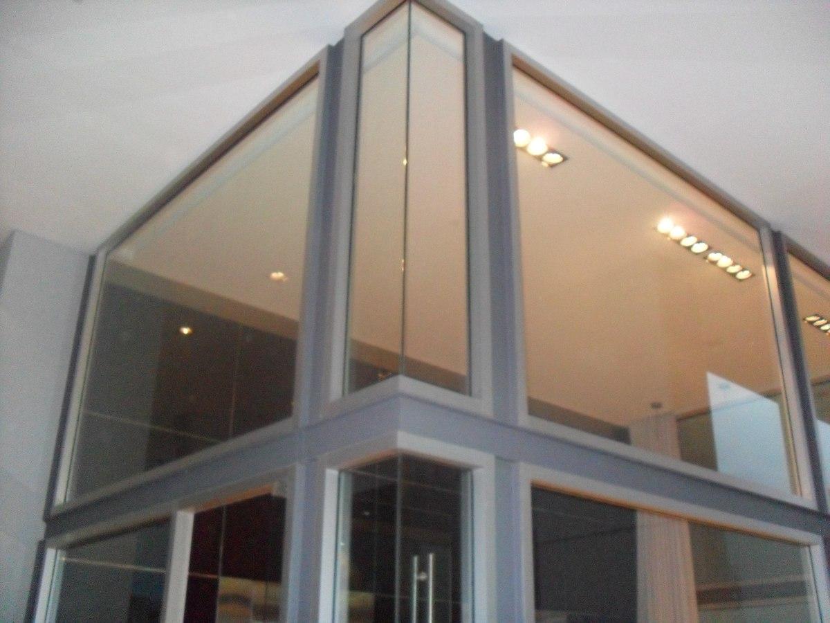 Cerramientos en aluminio y vidrio laminado templado dvh - Cerramientos plegables de vidrio ...