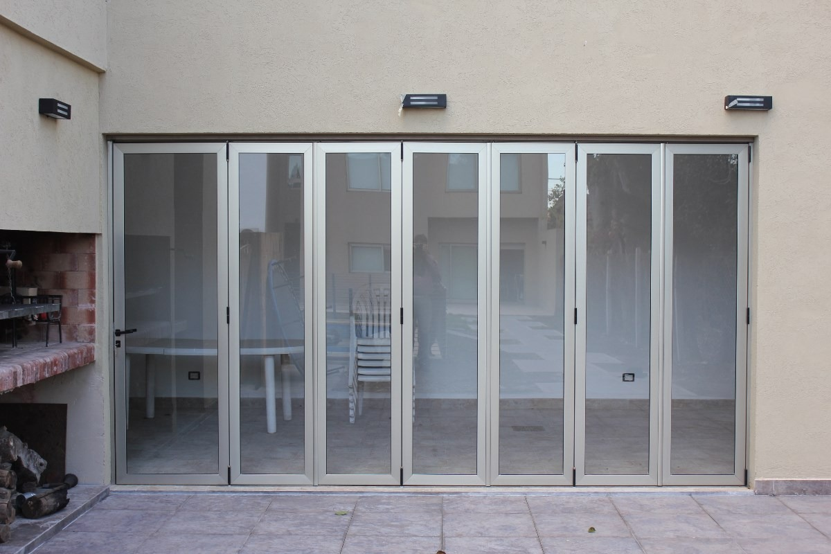 Cerramientos en aluminio y vidrio o policarbonato - Cerramientos plegables de vidrio ...