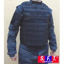 Chaleco Funda Elite - Pro Molle Negro Semper Fi Tactical®