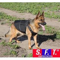 Chaleco Tactico K9 Negro De Semper Fi Tactical®.