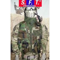 Chaleco Multiproposito Falcon-sft® Camo- Semper Fi Tactical