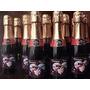 Champagne Personalizado 187cc Fin De Año Regalo Empresarial