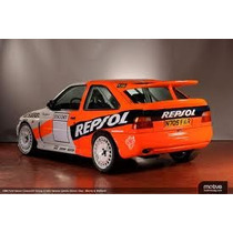 Paragolpe Trasero Ford Escort Csw
