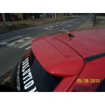 Aleron Volkswagen Gol 2000 -sin Luz - Impresion Gris -