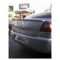 Aleron Renault Megane Ii