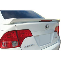 Aleron Honda New Civic Con Stop Sporttuning Site